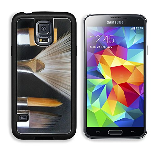 MSD Premium Samsung Galaxy S5 Aluminum Backplate Bumper Snap Case Free stock photo Brush Hair Cosmetics Image 203739 (Hair Brush Case For Galaxy S5 compare prices)