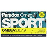 Paradox 990mg Omega Sport 3:6:7:9 Capsules - Pack of 30 Capsules Review-image
