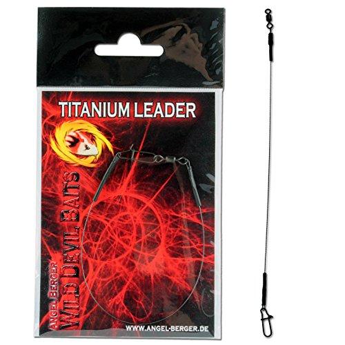 Angel-Berger-Titanium-Leader-Titan-Vorfach