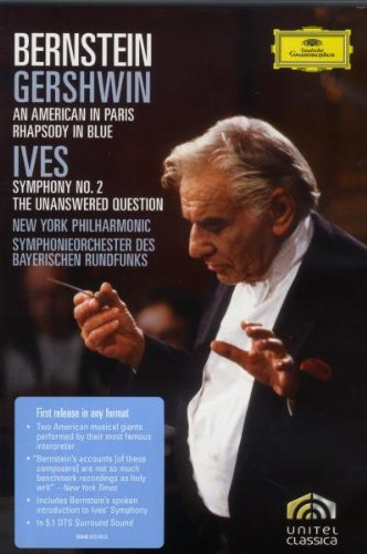 Gershwin: An American in Paris and Rhapsody in Blue; Ives: Symphony No. 2