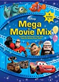 Disney Mega Movie Mix (Coloring Book)