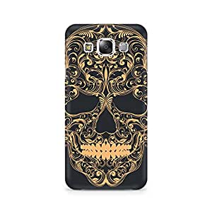Mobicture Skull Art Premium Printed Case For Samsung Grand 2 G7106