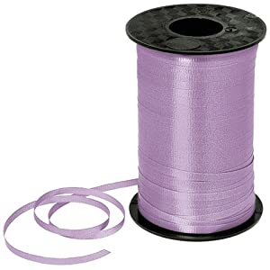 Lavender Curling Ribbon 450yds
