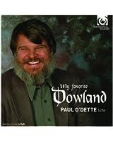 Dowland / My Favorite Dowland