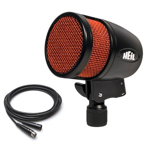 Heil Sound Pr48 Kick Microphone Free 25' Mic Cable Pr-48