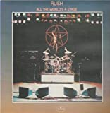 RUSH ALL THE WORLD'S A STAGE LP (VINYL) UK MERCURY 1976 (Katalog-Nummer: 6672015)