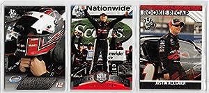 Buy Justin Allgaier - NASCAR Racing Card Lot - 3 Cards (A)