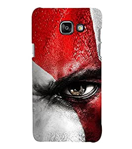 Vizagbeats Angry Eye Back Case Cover for Samsung Galaxy J7 2016 EDITION