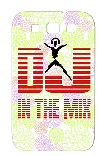 Anti-Shock Dj Mix Rock And Roll Rocknroll Rock Classic Sound Sounds House Music Rampampb Dancer Dj Disco Pop Party Headphone Dance Music Headphones Birthday Jazz Dance Electronica Fun Metal Country Records Hiphop Red Case Cover For Sumsang Galaxy S3 Tpu