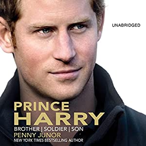 Prince Harry Audiobook