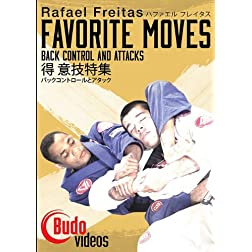 Rafael Freitas Favorite Moves: Back Control & Attacks