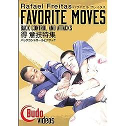 Rafael Freitas Favorite Moves: Back Control & Attacks