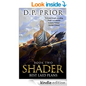 Best Laid Plans: Shader Series book 2