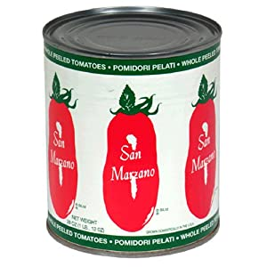 San Marzano, Whole Peeled Tomatoes, 28 oz