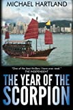 img - for The Year of the Scorpion by Michael Hartland (2013-12-17) book / textbook / text book