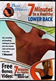 img - for David Wicker's 7 Minutes to a Healthy Lower Back-DVD book / textbook / text book