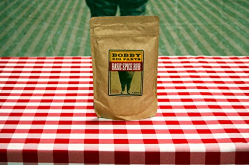 BOBBY BIG PANTS Basic Spice Rub, Basic, 8 Ounce Apparel Accessories ...