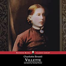 Villette Audiobook by Charlotte Brontë Narrated by Davina Porter