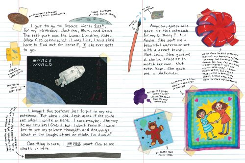 Amelia Writes Again (Amelia's Notebook (Quality))