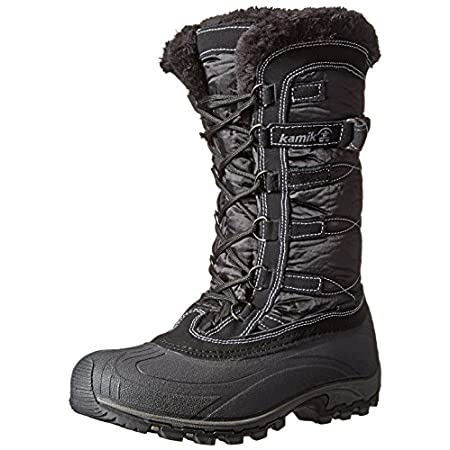 Look stylish in this waterproof boot by Kamik!
