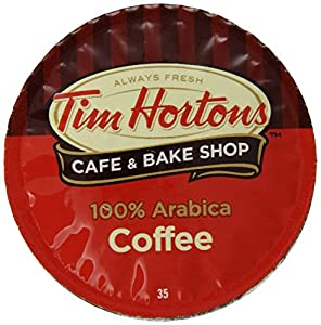 Tim Hortons Single Serve Coffee Cups by Tim Hortons