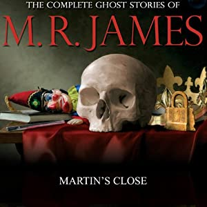 Martin's Close Audiobook