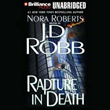 Rapture in Death: In Death, Book 4 (       UNABRIDGED) by J. D. Robb Narrated by Susan Ericksen