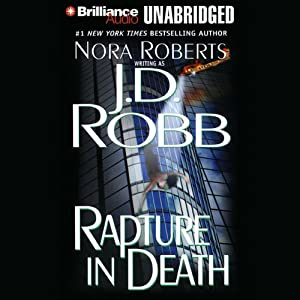 Rapture in Death Audiobook