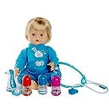Cicciobello - 70056391 - Poupée Docteur avec Accessoires
