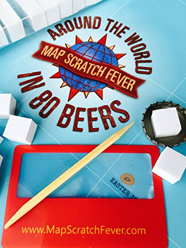 Craft beer cap map a must have for homebrew craft beer for Craft beer month club