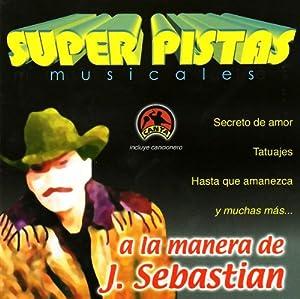 Grupo Musical De Exitos - Pistas: J Sebastian - Amazon.com Music