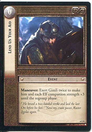 lord-of-the-rings-ccg-card-eof-6u9-lend-us-your-ais