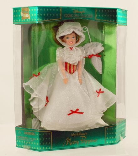 Toys For Mary Poppins : Walt disney classic doll collection mary poppins white