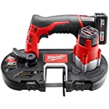 Milwaukee MWK2429-20 Cordless Sub Compact Band Saw