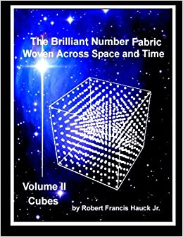 The brilliant number fabric woven across space and time for Space and time fabric