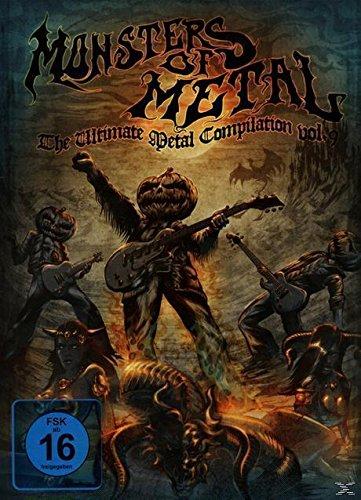 Monsters Of Metal #09(BRD +DVD)
