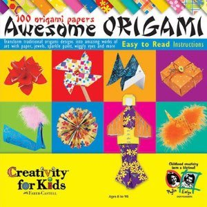 Amazing Creativity For Kids Awesome Origami Kit - Creative By Adding Embellishments And Combining Jouets, Jeux, Enfant, Peu, Nourrisson
