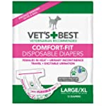 Vet's Best 12 Count Comfort Fit Dispo...