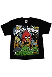 Angry Birds Youth Angriest Attack Tee Shirt