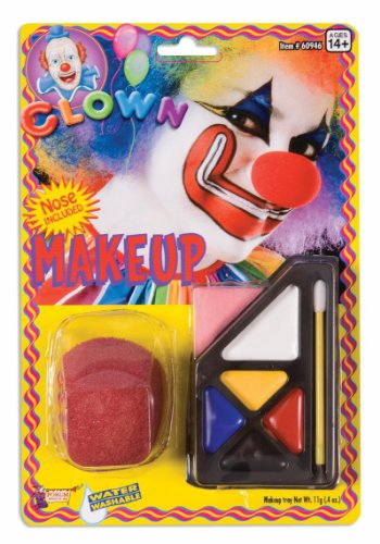 Forum Novelties Inc. Clown Make Up Kit