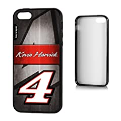 NASCAR Kevin Harvick 4 Budweiser iPhone 5 5S Bumper Case by Keyscaper
