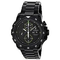 Victorinox Swiss Army Alpnach Black Dial Chronograph Mens Watch 241572