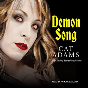 Demon Song: Blood Singer Series, Book 3 | [Cat Adams]