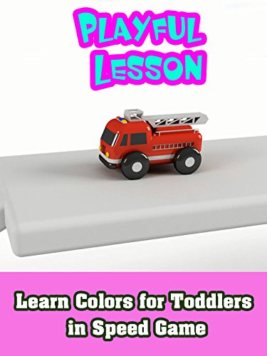 Learn Colors for Toddlers in Speed Game - Playful Lesson on Amazon Prime Video UK