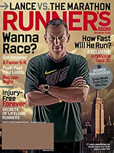 1-Year Subscription to Runner's World $16
