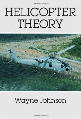 Helicopter Theory (Dover Books on Aeronautical Engineering)