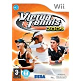 Virtua Tennis 2009 (Wii)by Sega