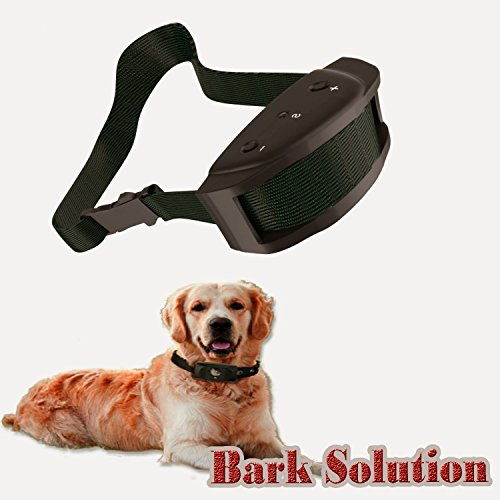 Barking Collar Training System Guaranteed To Safely Stop