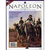 NAPOLEON IN EGYPT (INTERNATIONAL JOURNAL OF THE FRENCH REVOLUTION AND AGE OF NAPOLEON)by Matt DeLaMater