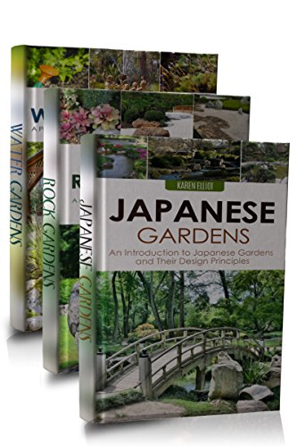 Free Kindle Book : Gardening Box Set #2: Japanese Gardens, Rock Gardens, Water Gardens (Introductions and Explanations) (Secret Gardening Box Sets)